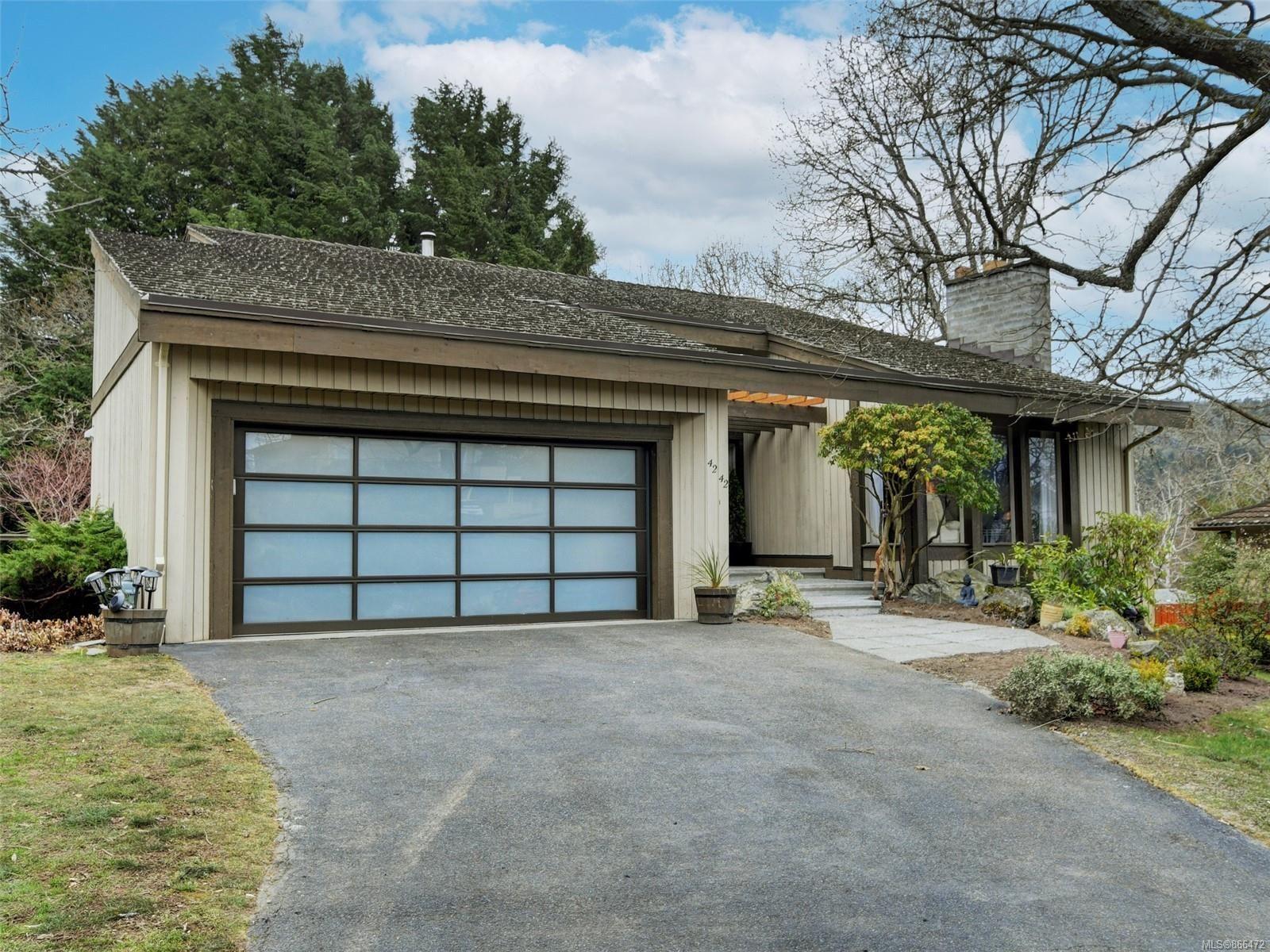 Main Photo: 4242 Cheverage Pl in : SE Lambrick Park House for sale (Saanich East)  : MLS®# 866472