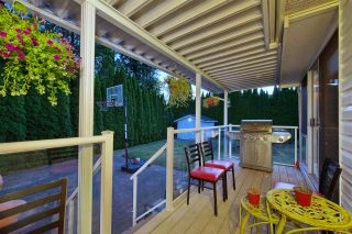 Photo 32: 1342 EL CAMINO Drive in Coquitlam: Hockaday House for sale : MLS®# R2499975