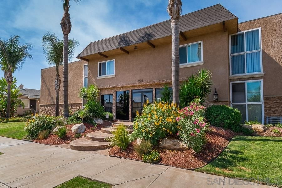 Main Photo: NORMAL HEIGHTS Condo for sale : 1 bedrooms : 3532 Meade Ave #17 in San Diego