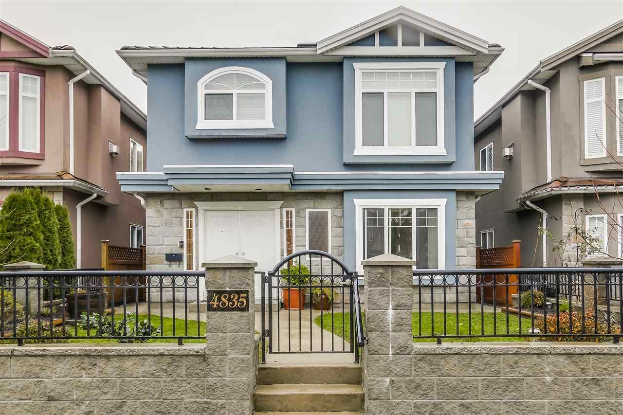 Main Photo: 4835 CULLODEN Street in Vancouver: Knight House for sale (Vancouver East)  : MLS®# R2019498