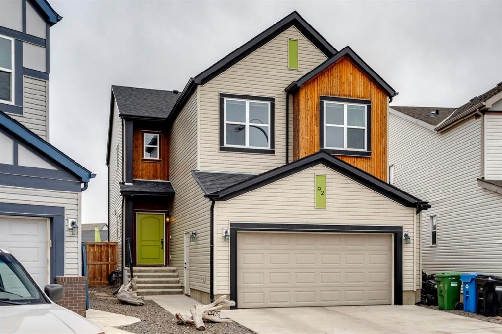 Main Photo: 92 COPPERPOND Mews SE in Calgary: Copperfield Detached for sale : MLS®# A1084015