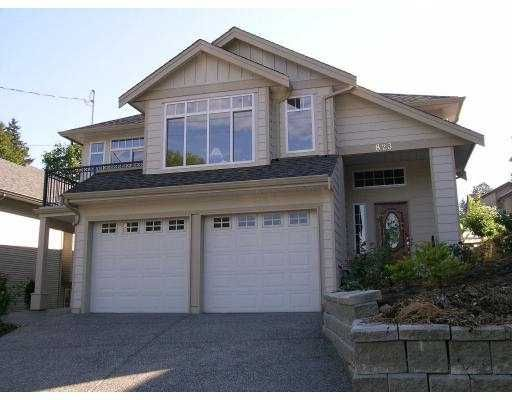 Main Photo: 823 NORTH Road in Coquitlam: Coquitlam West House for sale : MLS®# V610055