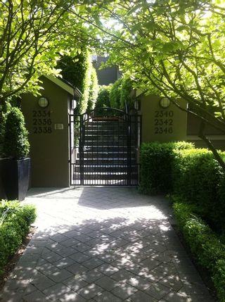 Photo 1: 2338 West 6th Avenue in Magnolia: Kitsilano Home for sale ()  : MLS®# V955629