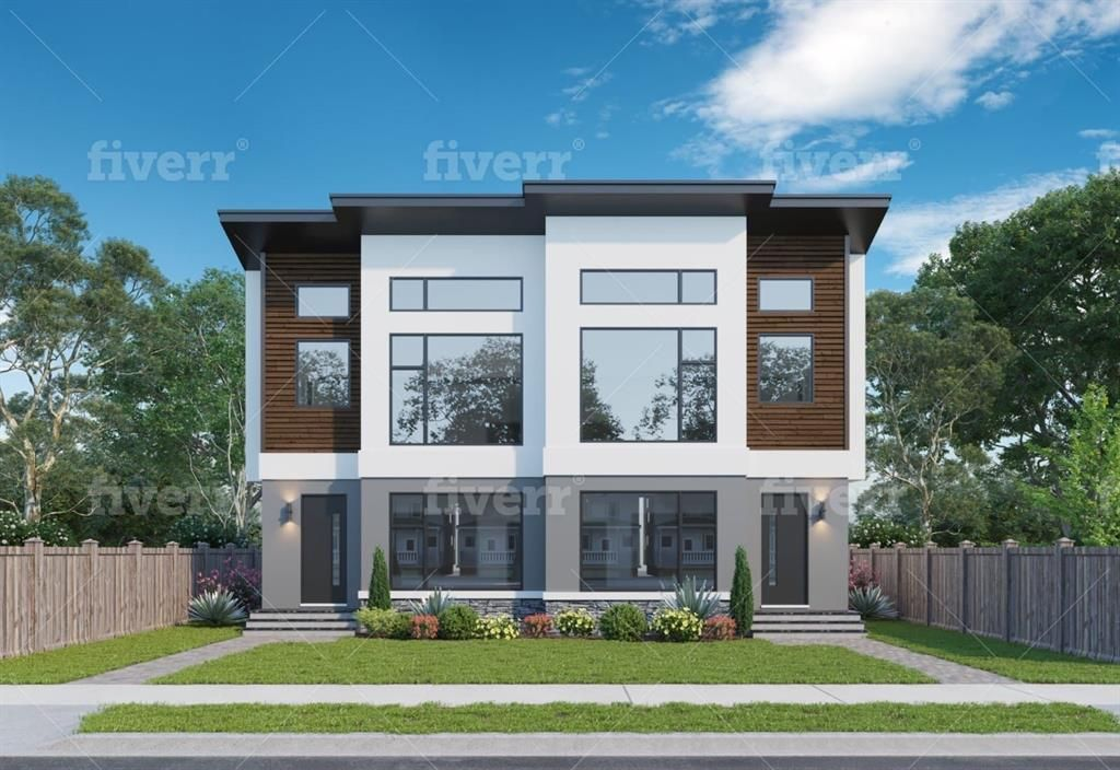 Main Photo: 2109 7 Street NE in Calgary: Winston Heights/Mountview Semi Detached for sale : MLS®# A1147007