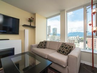 """Photo 2: 1205 550 TAYLOR Street in Vancouver: Downtown VW Condo for sale in """"The Taylor"""" (Vancouver West)  : MLS®# R2093056"""