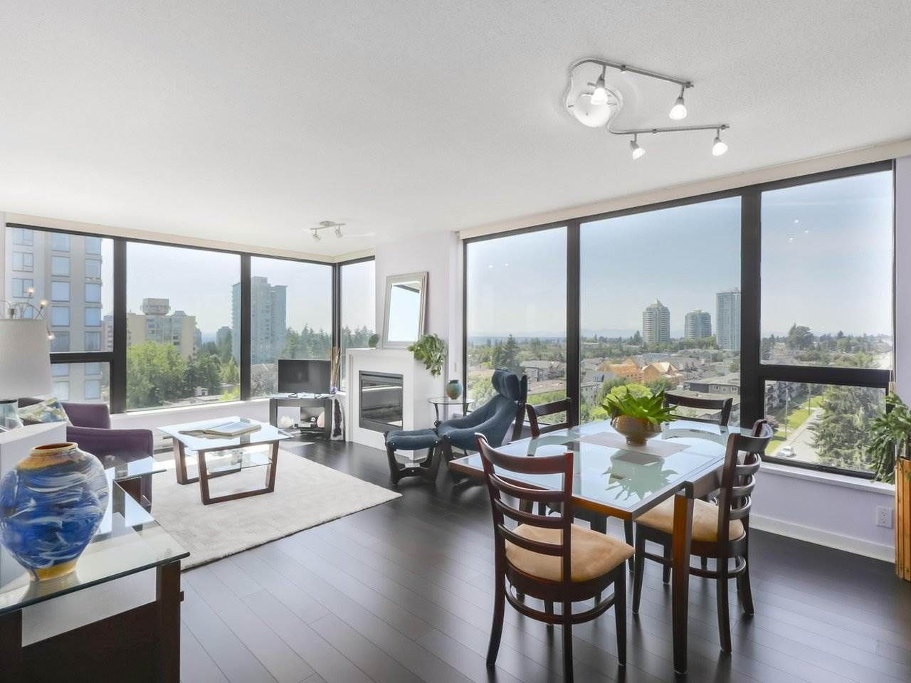 """Main Photo: 1002 7108 COLLIER Street in Burnaby: Highgate Condo for sale in """"Arcadia West"""" (Burnaby South)  : MLS®# R2476745"""