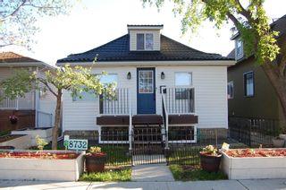 Photo 1: 8732 84 Avenue in Edmonton: Zone 18 House for sale : MLS®# E4253621