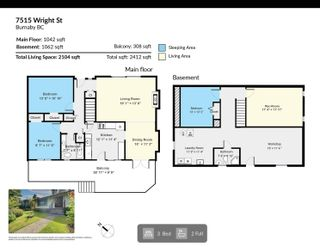 Photo 36: 7515 WRIGHT STREET in Burnaby: East Burnaby House for sale (Burnaby East)  : MLS®# R2619144