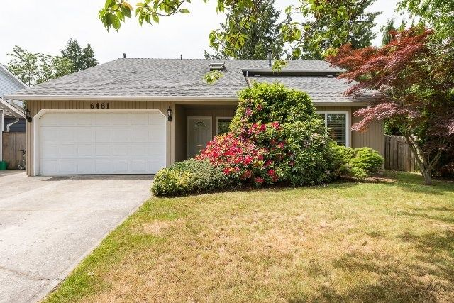 Main Photo: 6481 131A Street in Surrey: West Newton House for sale : MLS®# R2072582