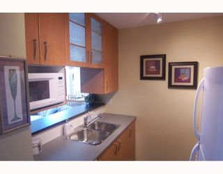 """Photo 2: 605 1295 RICHARDS Street in Vancouver: Downtown VW Condo for sale in """"THE OSCAR."""" (Vancouver West)  : MLS®# V719885"""
