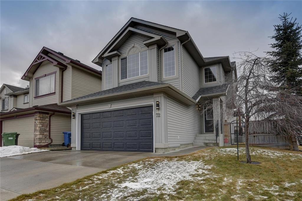 Main Photo: 72 CRANFIELD Circle SE in Calgary: Cranston Detached for sale : MLS®# C4236304