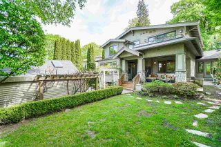 Photo 40: 1323 W 26TH Avenue in Vancouver: Shaughnessy House for sale (Vancouver West)  : MLS®# R2579180