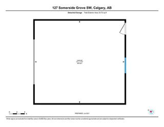 Photo 40: 127 Somerside Grove SW in Calgary: Somerset Detached for sale : MLS®# A1134301