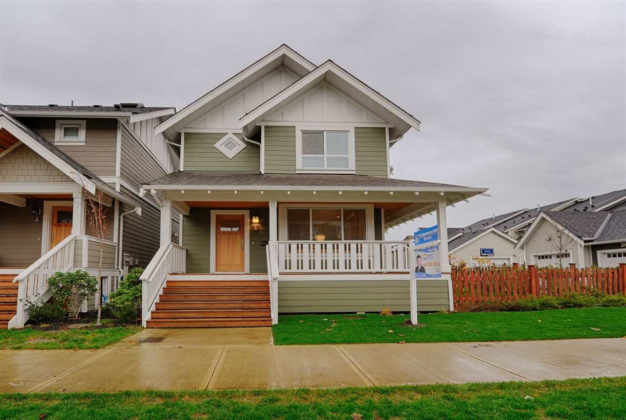 Main Photo: 223 CAMATA Street in New Westminster: Queensborough House for sale : MLS®# R2122000