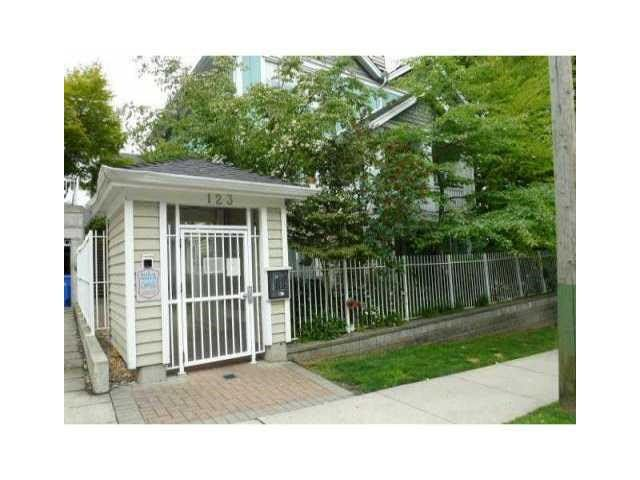 FEATURED LISTING: 35 - 123 SEVENTH Street New Westminster
