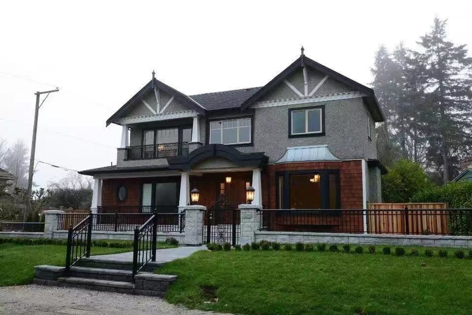 Main Photo: 8315 ANGUS Drive in Vancouver: S.W. Marine House for sale (Vancouver West)  : MLS®# R2596139