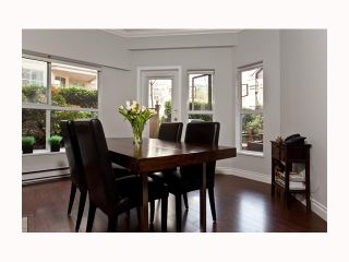 """Photo 5: 119 511 W 7TH Avenue in Vancouver: Fairview VW Condo for sale in """"BEVERLEY GARDENS"""" (Vancouver West)  : MLS®# V818310"""