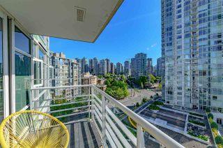 "Photo 8: 1105 189 DAVIE Street in Vancouver: Yaletown Condo for sale in ""AQUARIUS III"" (Vancouver West)  : MLS®# R2455444"