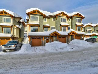Photo 3: 10 5025 VALLEY DRIVE in Kamloops: Sun Peaks Townhouse for sale : MLS®# 160408