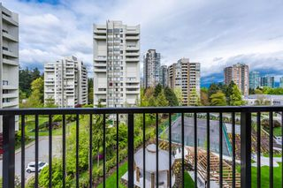 Photo 17: 708 4165 MAYWOOD Street in Burnaby: Metrotown Condo for sale (Burnaby South)  : MLS®# R2601570