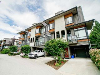 """Photo 4: 60 7811 209 Street in Langley: Willoughby Heights Townhouse for sale in """"Exchange"""" : MLS®# R2590581"""