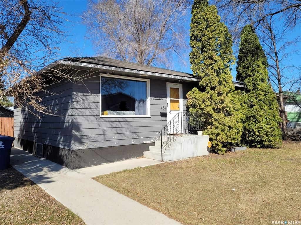 Main Photo: 431 X Avenue South in Saskatoon: Meadowgreen Residential for sale : MLS®# SK851907