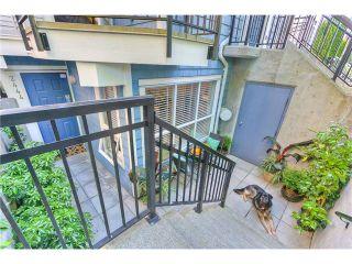 """Photo 3: 2444 W 4TH AV in Vancouver: Kitsilano Condo for sale in """"THE OCTONA"""" (Vancouver West)  : MLS®# V896156"""