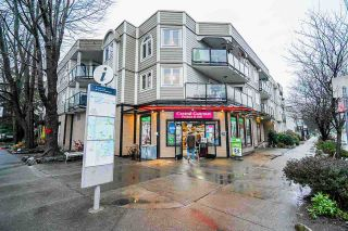 "Photo 18: 207 1935 W 1ST Avenue in Vancouver: Kitsilano Condo for sale in ""Kingston Gardens"" (Vancouver West)  : MLS®# R2529658"