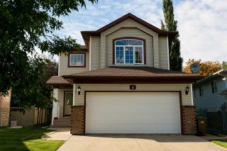 Photo 38: 15 Olympia Court: St. Albert House for sale : MLS®# E4233375