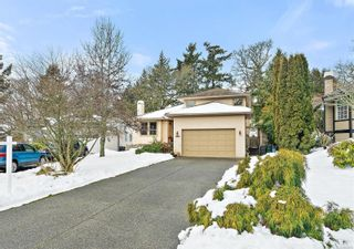 Photo 1: 3820 Cardie Crt in : SW Strawberry Vale House for sale (Saanich West)  : MLS®# 865975