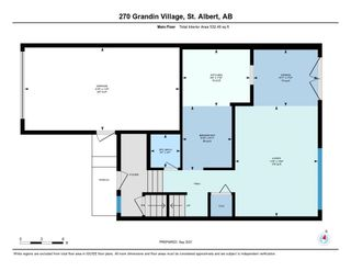 Photo 45: 270 GRANDIN Village: St. Albert Townhouse for sale : MLS®# E4260688