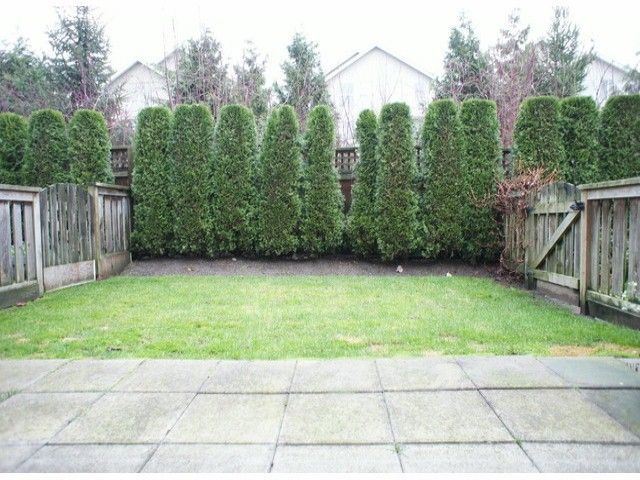 """Photo 9: Photos: 140 20449 66TH Avenue in Langley: Willoughby Heights Townhouse for sale in """"NATURES LANDING"""" : MLS®# F1300820"""