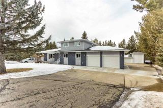 Photo 1: 12 Equestrian Place: Rural Sturgeon County House for sale : MLS®# E4229821