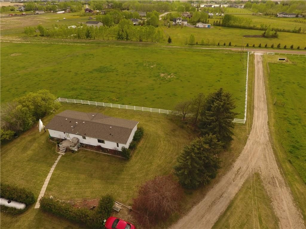 Main Photo: 255122 RANGE ROAD 283 in Rural Rocky View County: Rural Rocky View MD Detached for sale : MLS®# C4299802