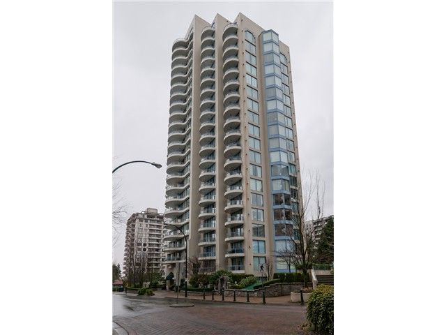 """Main Photo: # 603 739 PRINCESS ST in New Westminster: Uptown NW Condo for sale in """"BERKLEY PLACE"""" : MLS®# V993107"""