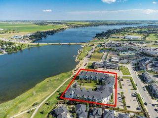 Photo 37: 306 390 Marina Drive: Chestermere Apartment for sale : MLS®# A1129732