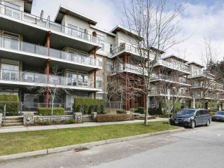 """Main Photo: 404 6328 LARKIN Drive in Vancouver: University VW Condo for sale in """"Journey"""" (Vancouver West)  : MLS®# R2146632"""