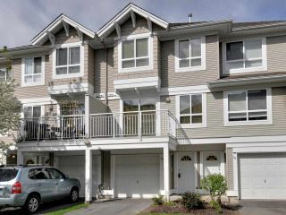 """Photo 1: 34 20890 57 Avenue in Langley: Langley City Townhouse for sale in """"ASPEN GABLES"""" : MLS®# R2362904"""