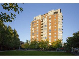 Photo 1: 804 1575 W 10TH Avenue in Vancouver: Fairview VW Condo for sale (Vancouver West)  : MLS®# V936616