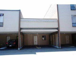 "Photo 1: 31 10200 4TH Avenue in Richmond: Steveston North Townhouse for sale in ""MANOAH VILLAGE"" : MLS®# V658428"
