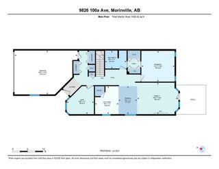 Photo 37: 9826 100A Avenue: Morinville House Half Duplex for sale : MLS®# E4255841