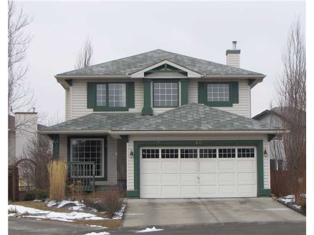 Main Photo: 40 CHAPARRAL Road SE in CALGARY: Chaparral Residential Detached Single Family for sale (Calgary)  : MLS®# C3514103