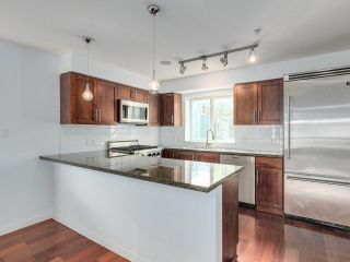 "Photo 17: 213 672 W 6TH Avenue in Vancouver: Fairview VW Townhouse for sale in ""BOHEMIA"" (Vancouver West)  : MLS®# R2546703"