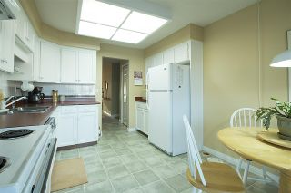"""Photo 3: 218 32691 GARIBALDI Drive in Abbotsford: Abbotsford West Townhouse for sale in """"CARRIAGE LANE"""" : MLS®# R2127583"""