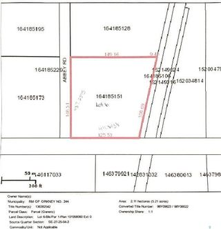 Photo 3: Lot 6 Hillview Estates in Orkney: Lot/Land for sale (Orkney Rm No. 244)  : MLS®# SK845397
