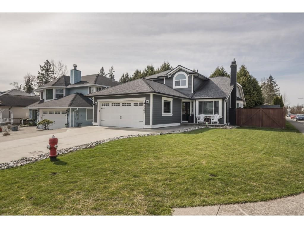 "Main Photo: 5297 197 Street in Langley: Langley City House for sale in ""Brydon Park Duck Lake"" : MLS®# R2555309"