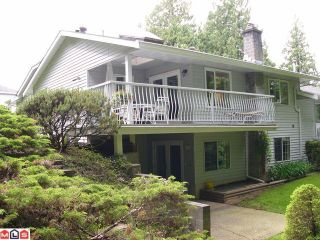 """Photo 2: 9 33020 MACLURE Road in Abbotsford: Central Abbotsford Townhouse for sale in """"Willband Creek Estates"""" : MLS®# F1115611"""