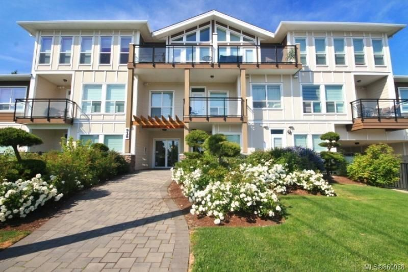 Main Photo: 201 938 Dunford Ave in : La Langford Proper Condo for sale (Langford)  : MLS®# 860938