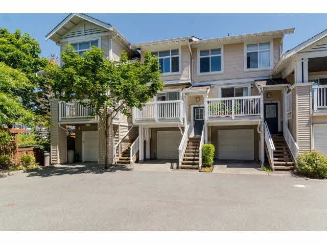 Main Photo: #50 7179 201 ST in Langley: Willoughby Heights Townhouse for sale : MLS®# F1445781