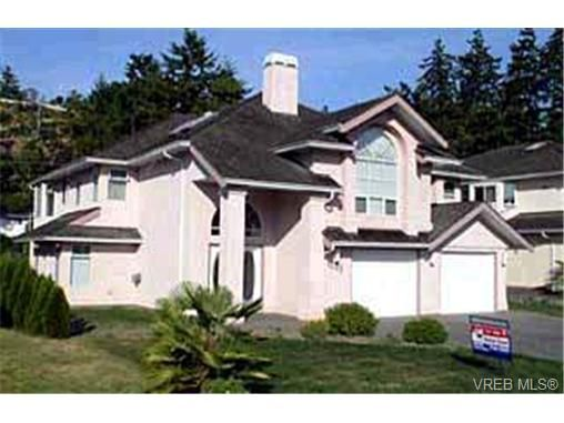 Main Photo: 1252 Crofton Terr in VICTORIA: SE Sunnymead House for sale (Saanich East)  : MLS®# 313860